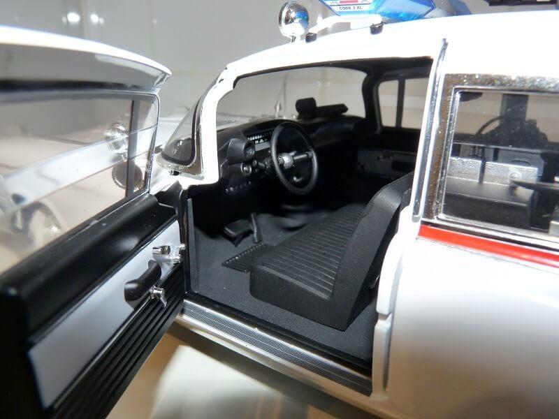Cadillac Eldorado Biarritz Ghostbuster - 1959 - Hot Wheels 1/18 ème Cadeld53