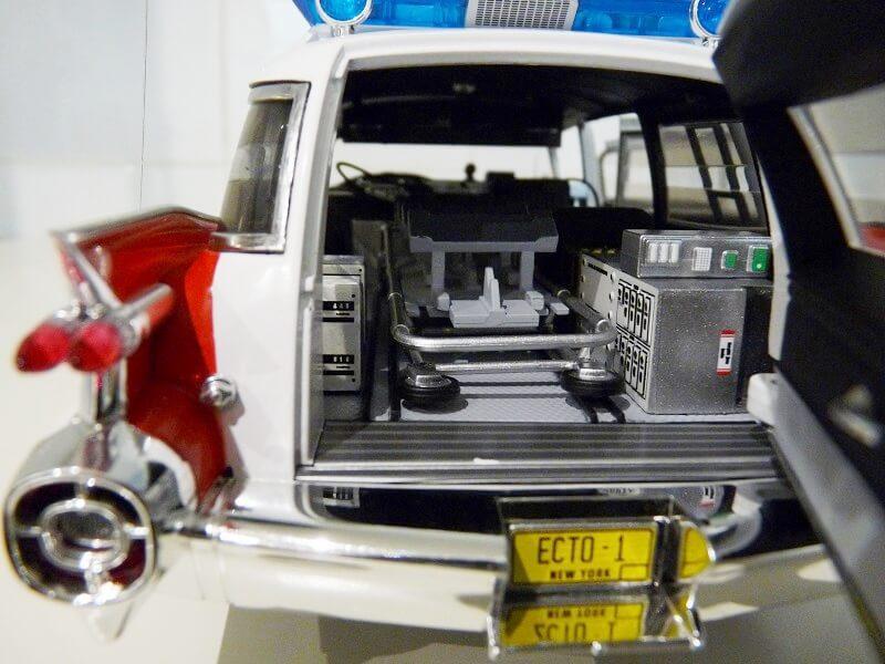 Cadillac Eldorado Biarritz Ghostbuster - 1959 - Hot Wheels 1/18 ème Cadeld55