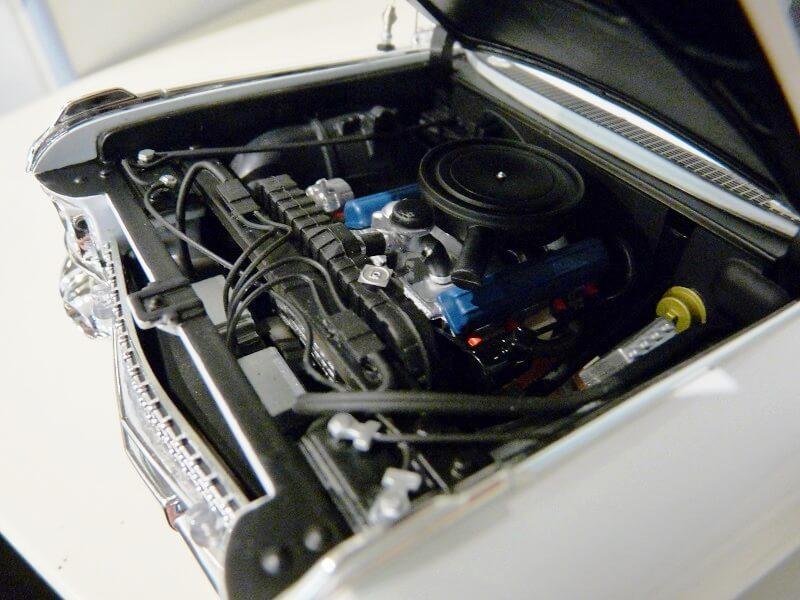 Cadillac Eldorado Biarritz Ghostbuster - 1959 - Hot Wheels 1/18 ème Cadeld57