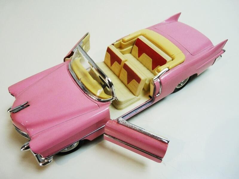 """Cadillac Eldorado """"Pink Cadillac"""" - 1955 - Solido 1/21,5 ème Cadill20"""