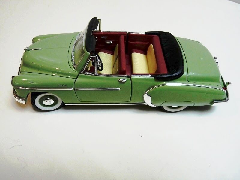 Chevrolet HJ Styleline Deluxe Cabriolet - 1950 - Solido 1/18 ème Chehj_10