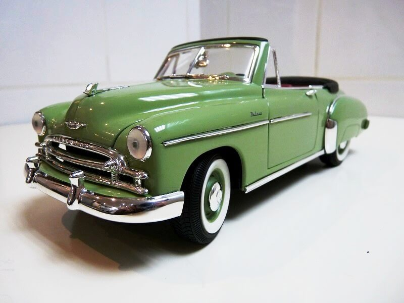 Chevrolet HJ Styleline Deluxe Cabriolet - 1950 - Solido 1/18 ème Chehj_11