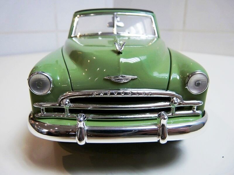 Chevrolet HJ Styleline Deluxe Cabriolet - 1950 - Solido 1/18 ème Chehj_12