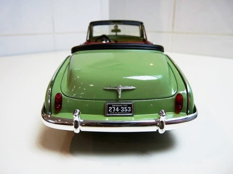 Chevrolet HJ Styleline Deluxe Cabriolet - 1950 - Solido 1/18 ème Chehj_14