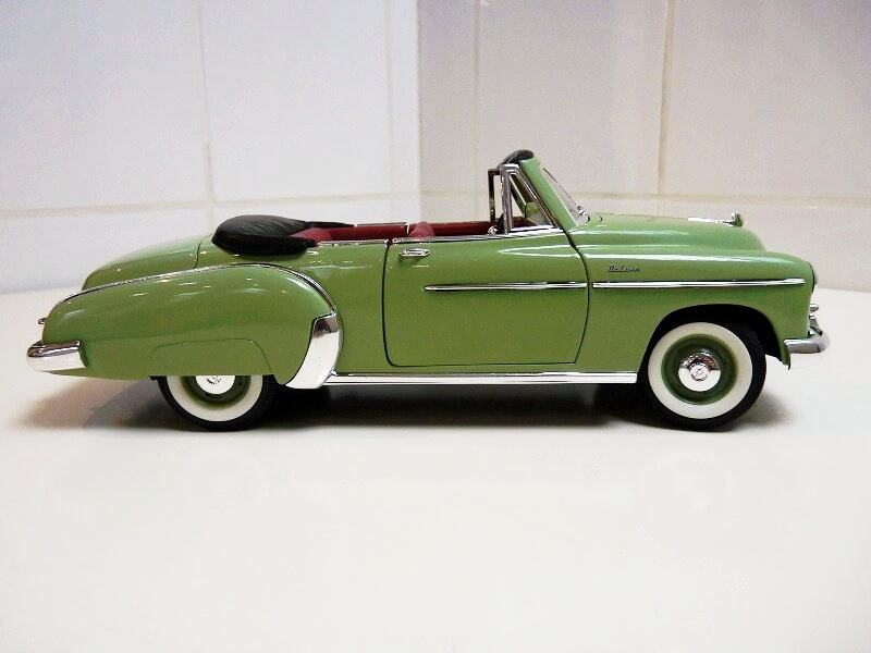 Chevrolet HJ Styleline Deluxe Cabriolet - 1950 - Solido 1/18 ème Chehj_15