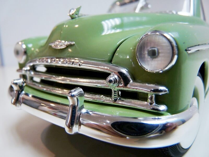 Chevrolet HJ Styleline Deluxe Cabriolet - 1950 - Solido 1/18 ème Chehj_19