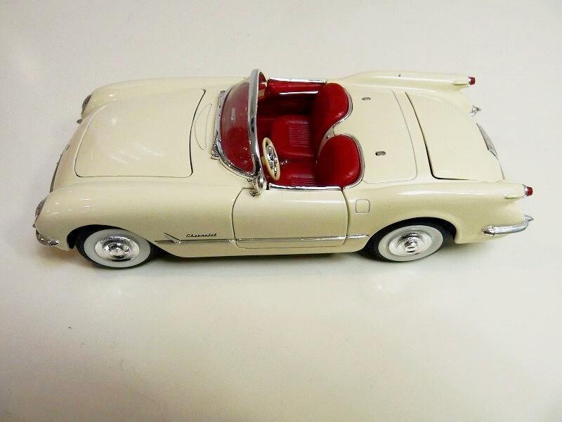 Chevrolet Corvette C1 EX-122 Prototype - 1952 - Solido 1/18 ème Chevcc11
