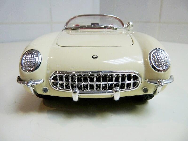 Chevrolet Corvette C1 EX-122 Prototype - 1952 - Solido 1/18 ème Chevcc16