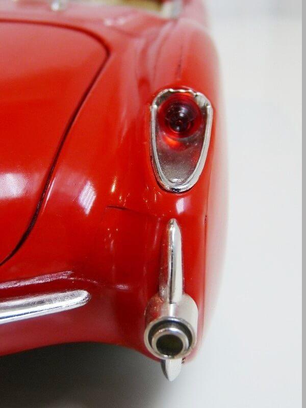 Chevrolet Corvette - 1957 - BBurago 1/18 ème Chevco26