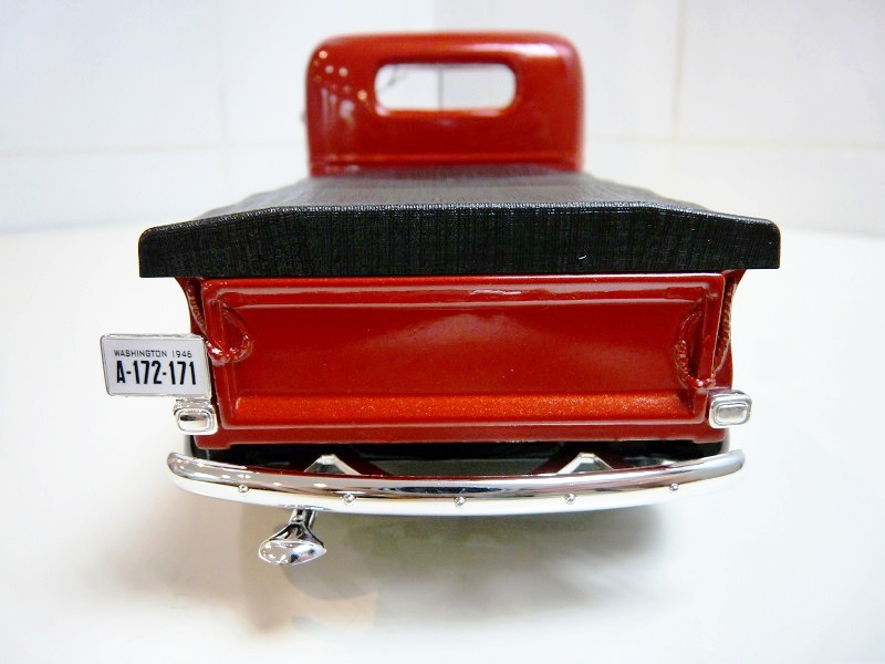 Chevrolet Pick-up type CK - 1946 - Solido 1/18ème Chevpc11