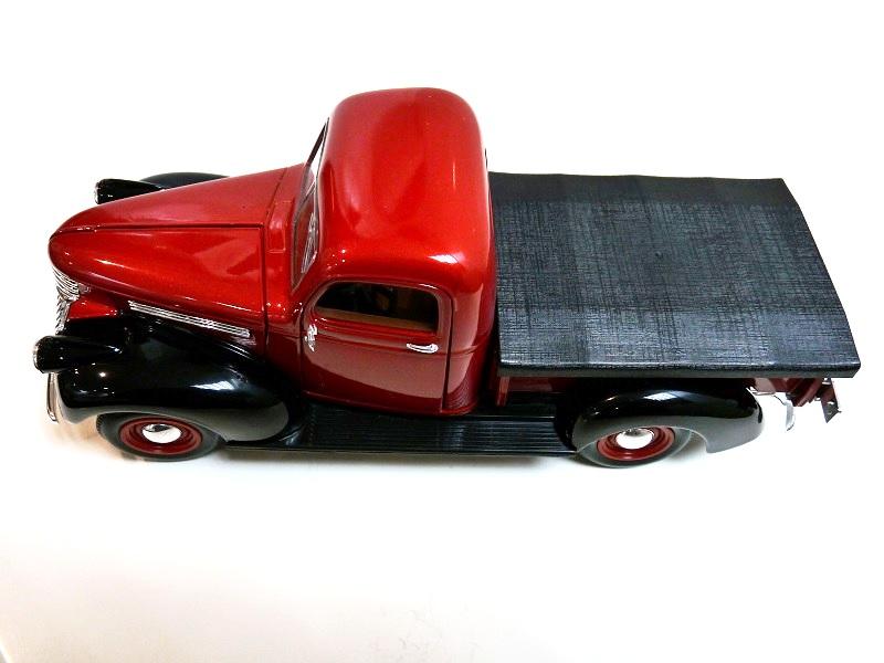 Chevrolet Pick-up type CK - 1946 - Solido 1/18ème Chevpc12