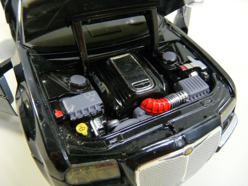 Chrysler 300c Dub édition - 2005 - Jada Toys 1/18 ème Chrys_20