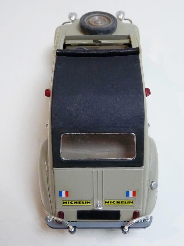 Citroën 2 chevaux Raid - 1966 - Solido 1/17 ème Citr_114