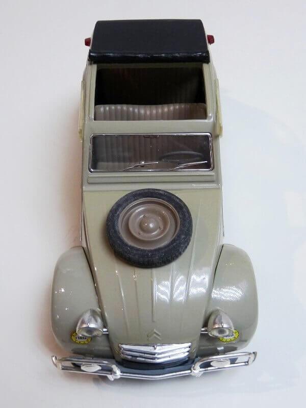 Citroën 2 chevaux Raid - 1966 - Solido 1/17 ème Citr_116