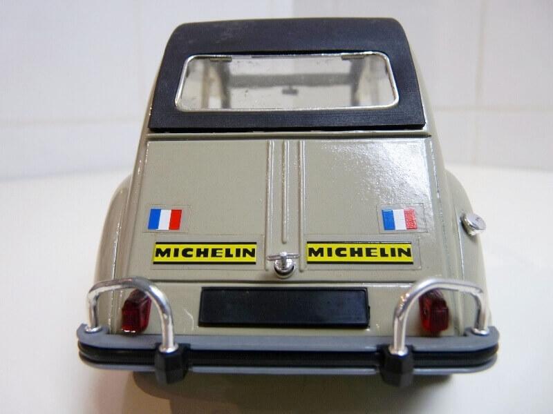 Citroën 2 chevaux Raid - 1966 - Solido 1/17 ème Citr_119