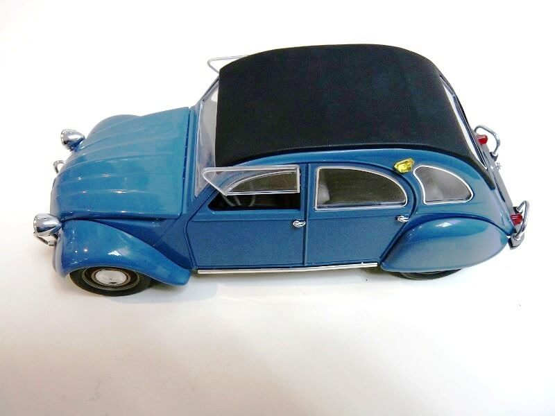 Citroën 2 chevaux - 1965 - Solido 1/18 ème Citro_10