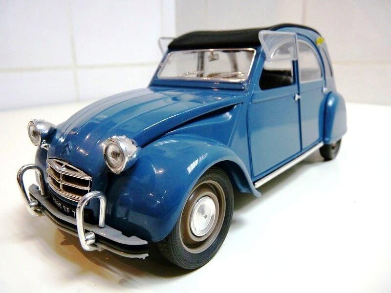 Citroën 2 chevaux - 1965 - Solido 1/18 ème Citro_11