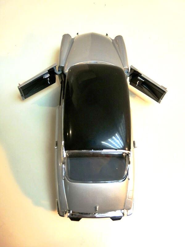 Citroën DS 19 - 1956 - Solido 1/18 ème Citrod10