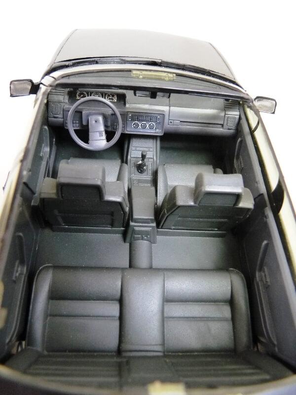 Citroën XM V6 - 1989 - Solido 1/18 ème Citrxm17