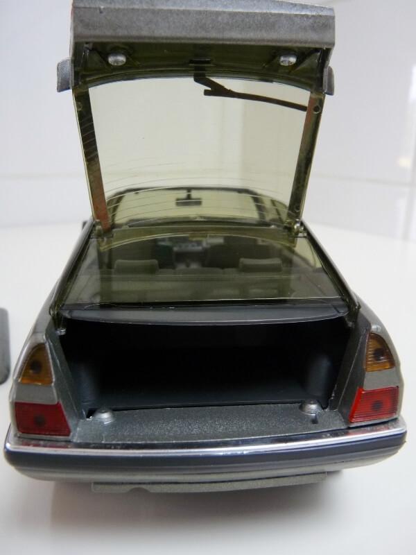 Citroën XM V6 - 1989 - Solido 1/18 ème Citrxm19