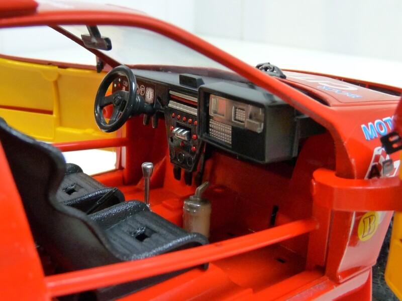 Citroën ZX Rallye Raid - 1991 - Majorette 1/18 ème Citzxr20