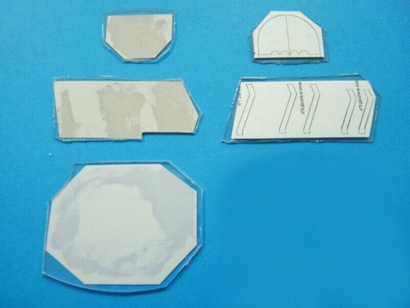 Fabrication de deux crépines pour Tamar - C.A.O. & Métallurgie  Crepin16