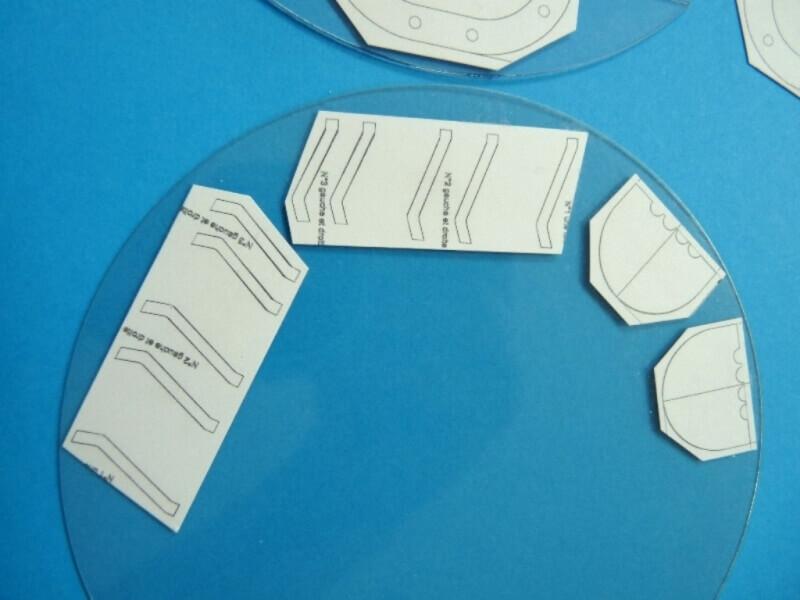 Fabrication de deux crépines pour Tamar - C.A.O. & Métallurgie  Crepin19