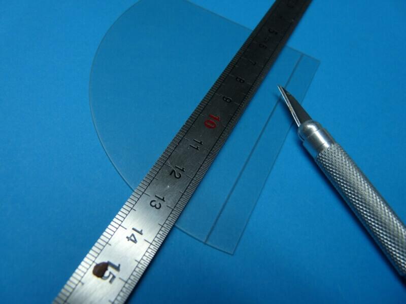Fabrication de deux crépines pour Tamar - C.A.O. & Métallurgie  Crepin26