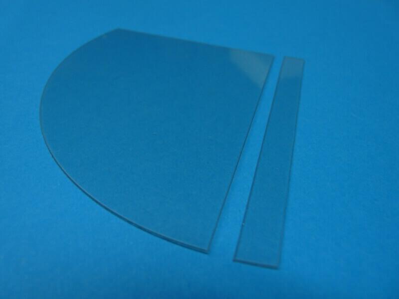 Fabrication de deux crépines pour Tamar - C.A.O. & Métallurgie  Crepin29