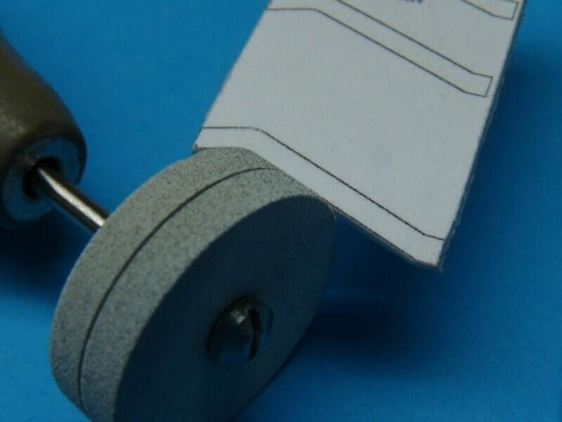 Fabrication de deux crépines pour Tamar - C.A.O. & Métallurgie  Crepin38