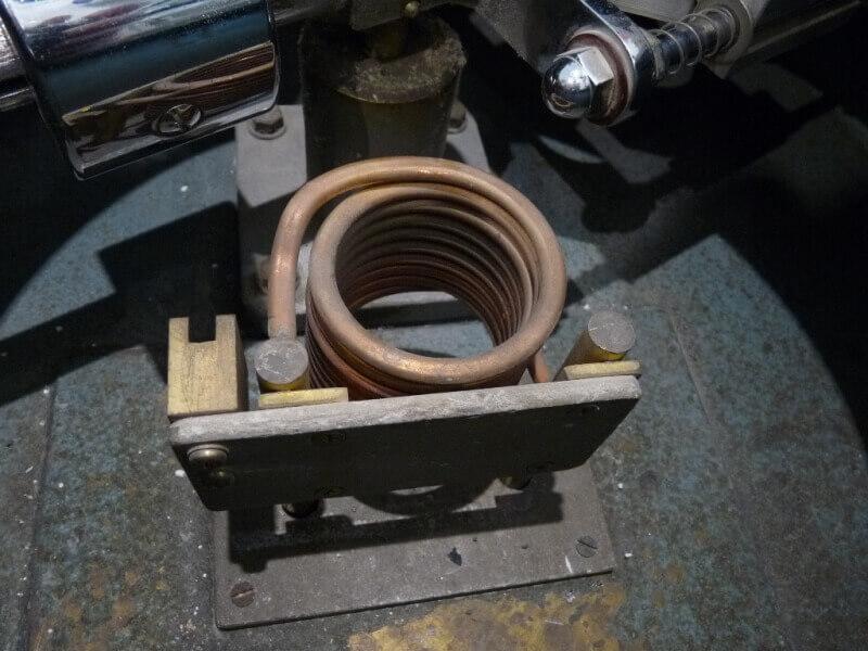 Fabrication de deux crépines pour Tamar - C.A.O. & Métallurgie  Crepin66