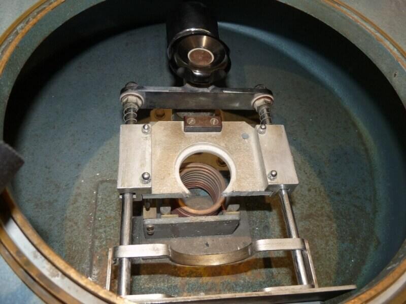 Fabrication de deux crépines pour Tamar - C.A.O. & Métallurgie  Crepin69