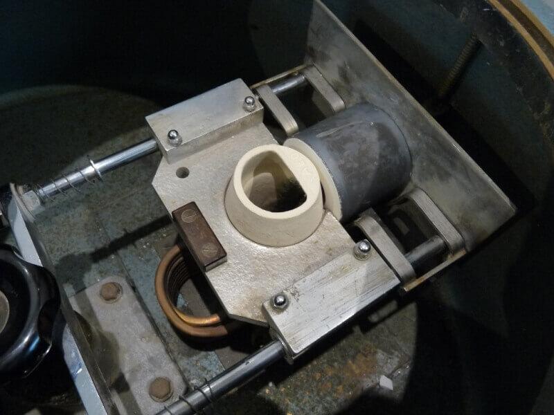Fabrication de deux crépines pour Tamar - C.A.O. & Métallurgie  Crepin73