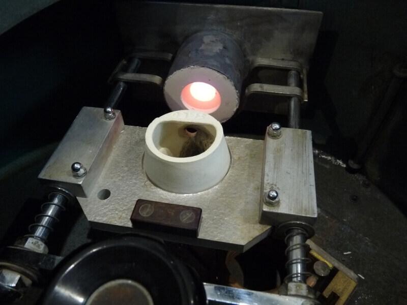 Fabrication de deux crépines pour Tamar - C.A.O. & Métallurgie  Crepin79