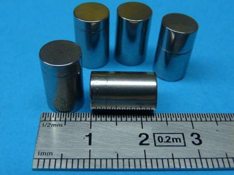 Fabrication de deux crépines pour Tamar - C.A.O. & Métallurgie  Crepin80