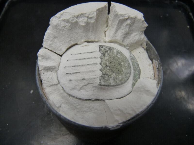 Fabrication de deux crépines pour Tamar - C.A.O. & Métallurgie  - Page 2 Crepin81