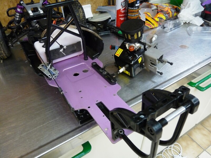 AOWEI YAMA - Buggy RC 26cc essence - 1/5 - Page 2 P1170314