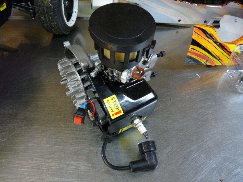 AOWEI YAMA - Buggy RC 26cc essence - 1/5 - Page 2 P1170315