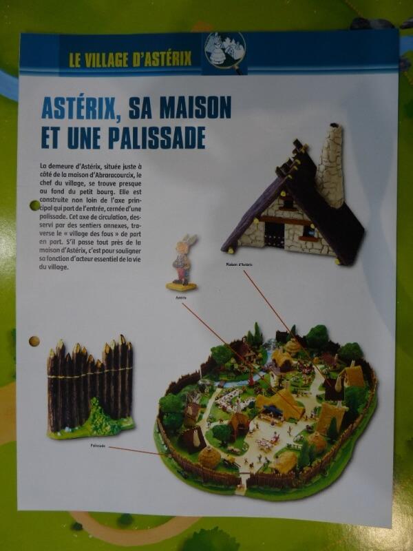 Le Village d'Astérix - Hachette - Série en fascicules Villag11
