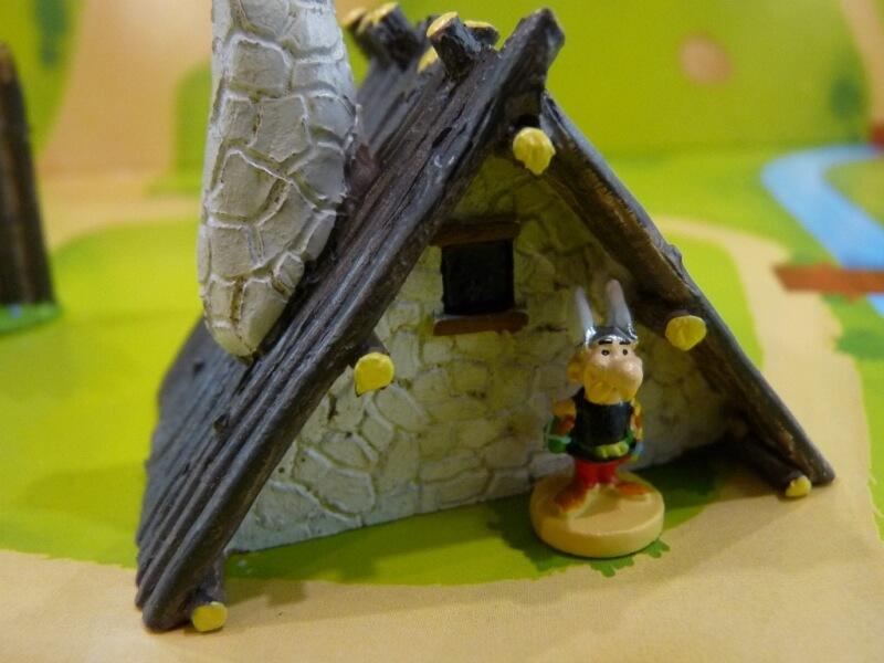 Le Village d'Astérix - Hachette - Série en fascicules Villag13