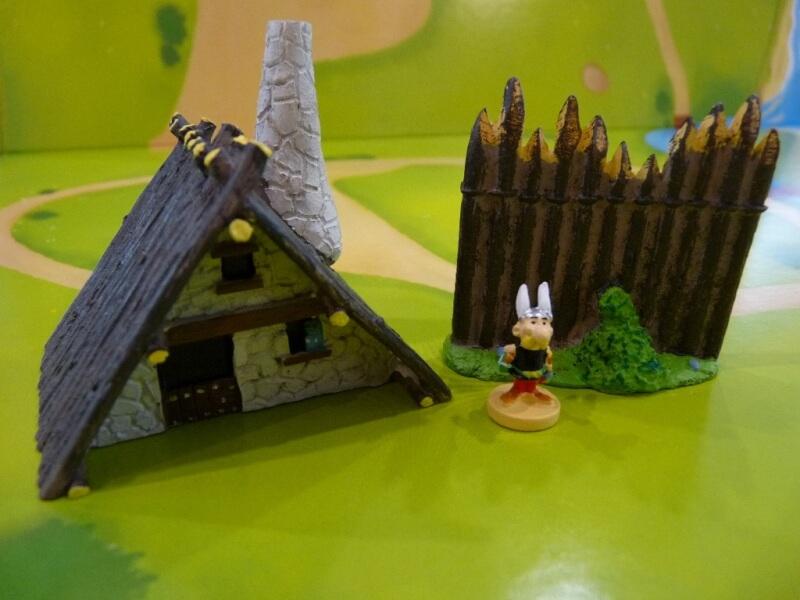 Le Village d'Astérix - Hachette - Série en fascicules Villag14