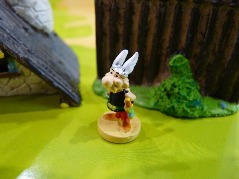 Le Village d'Astérix - Hachette - Série en fascicules Villag17