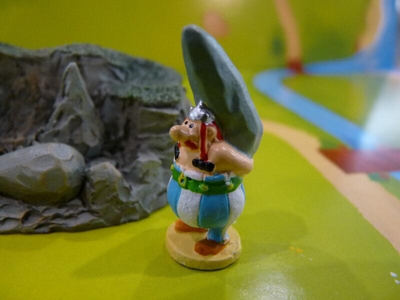 Le Village d'Astérix - Hachette - Série en fascicules Villag28