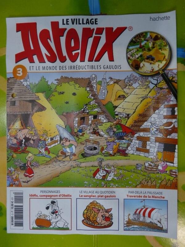 Le Village d'Astérix - Hachette - Série en fascicules Villag34