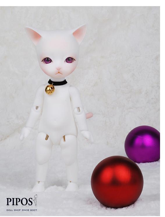 WTB: PIPOSDOLL renard Bao , Doll BLEUE ou Grise , MNF heads Heero10