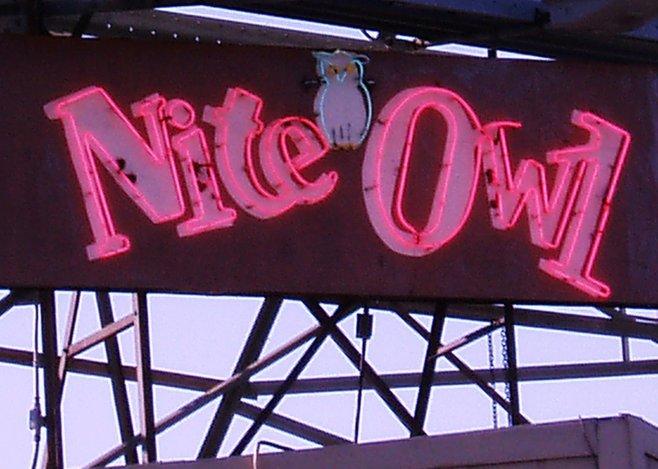 Neon lights Nite_o13