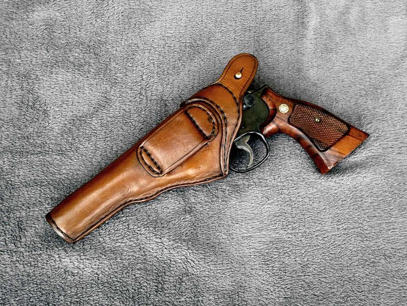 "Holster ""Brigad"" pour revolver. Holste20"
