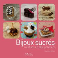 Livre Bijoux sucrés - Créations en pâte polymère Bijoux10