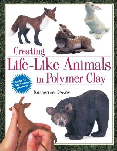 Livre Creating Life-Like Animals in Polymer Clay  Creati14