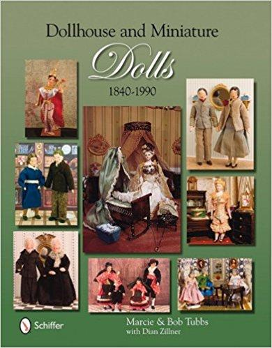 Livre Dollhouse & Miniature Dolls, 1840-1990 Dollho16